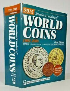 2015 Standard Catalog Of World Coins 1901-2000 ; George Cuhaj ; Thomas Michael