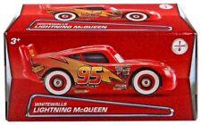 Disney Cars Puzzle Box Series 2 Whitewalls Lightning McQueen Diecast Car #1/6