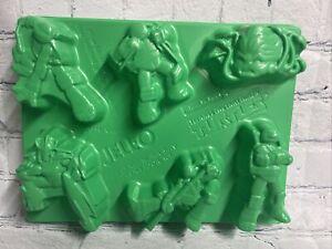 Jell-O Jigglers Molds ~TEENAGE MUTANT NINJA TURTLES - Jello Jigglers Shots