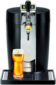 Krups VB700800 Beertender Dispenser Of Beer Thermoplastic For Barrel 169.1oz