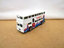 SM TUF-TOYS Hong Kong No.S 8101 Leyland Jumbo Bus. THAMES - Rare