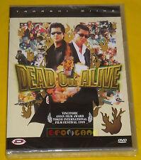DEAD OR ALIVE UNCUT EDITION di Takashi Miike - Dvd ••••• NUOVO SIGILLATO