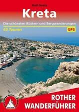 Rother Wanderführer KRETA von Rolf Goetz (2015, Taschenbuch)