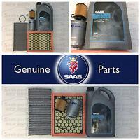 Genuine Complete Service Kit for Saab 9-3 07-09 1.9 Diesel TTiD Z19DTR