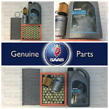 SAAB 9-3 07-10 1.9 DIESEL TTiD Z19DTR FULL SERVICE KIT AIR OIL FUEL CABIN FILTER