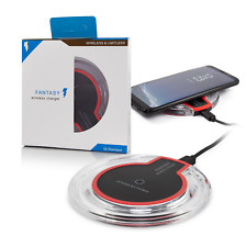 Carica batteria Wireless Universale Base di Ricarica WiFi a Induzione Smartphone