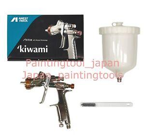 ANEST IWATA KIWAMI4-13BA4 1.3mm with 600ml Cup successor W-400-134G Bellaria
