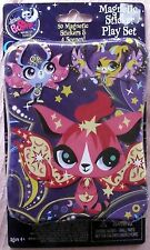 LITTLEST PET SHOP MAGNETIC STICKER PLAY SET WITH COLLECTOR TIN - ONLY ONES!