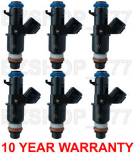 6X OEM Fuel Injectors for Honda  Accord Odyssey Pilot TL  MDX Vue 3.0L 3.2L 3.5