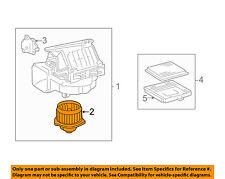 TOYOTA OEM 01-07 Highlander-Blower Motor 8710348020