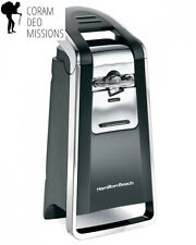 Hamilton Beach (76606ZA) Smooth Touch Electric Automatic Can Opener with...