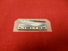 Jeep Grand Cherokee 2007-2013 Special Edition Emblem OEM