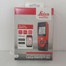 Original Leica Disto D1 Laser Measure Distance Meter with Bluetooth