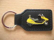 Keyring Honda Fusion Type X / Typ X yellow Scooter Art. 0886 Moto