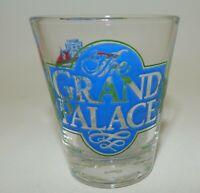 The Grand Palace Bangkok Thailand Vintage Souvenir Shot Glass