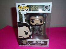 Funko Pop Game of Thrones: Jon Snow Vinyl Figure Item #29166