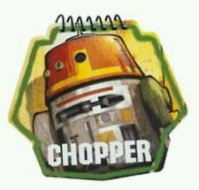 Star Wars Rebels Trooper Chopper Bloc de notas