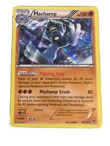 Pokemon Machamp 42/83 Holo Rare Generations LP/EX