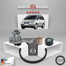 KIT DISTRIBUZIONE + POMPA ACQUA VW SHARAN 1.9 TDI 81KW 110CV 1999 ->