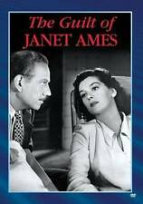 THE GUILT OF JANET AMES NEW DVD