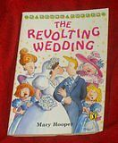 Mary Hooper - The Revolting Wedding - Young Puffin ch sc 0312