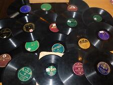 17 DISQUE gramophone LECUONA CUBAN BOYS lew white ZIVOT UMELCU orgel WEIHNACHTEN