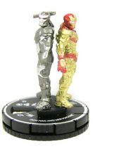 HeroClix Iron Man 3 - #018 Iron Man and War Machine - Chase Rare