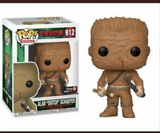 Funko Pop Alan Dutch Schaefer #912 Predator Gamestop Ex. + Protector {Pre-Order}