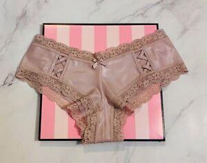 VICTORIA'S SECRET VERY SEXY Panty Crisscross Lace-Up Cheeky XXS, XS, S, M, L, XL