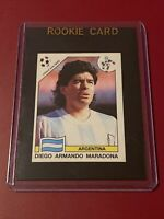 Panini Maradona RIP FIFA World Cup Italia 1990 Nr. 128 *satisfaction*hand of God