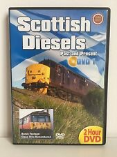 Scottish Diesels Past & Present | Train Crazy | Railway DVD