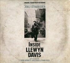 INSIDE LLEWYN DAVIS CD - ORIGINAL SOUNDTRACK RECORDING (2013) - NEW Promo Copy