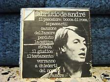 FABRIZIO DE ANDRE'-IL PESCATORE-LE PASSANTI-BOCCADIROSA