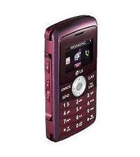 LG enV3 VX9200 - Red (Unlocked) Cellular Phone