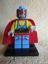 Lego luchadores minifiguras serie 1