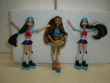 McDonalds Happy Meal Toy My Scene #5 Madison@ two, Nolee #7 doll 3 pc lot
