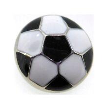 ANDANTE Druckknopf Click Button CHUNK Fußball Sport soccer Ball #4318 + GESCHENK