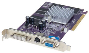 PALIT GEFORCE4 MX440 AGP 128MB DDR1 GRAPHICS CARD