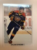 2014-15 Leaf CHL Acetate Pre Rookie #EXPO-DS1 Dylan Strome Rare Erie Otters RC