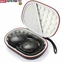 Hard Storage Case Wireless Headphones Carrying Bag Bose QuietComfort 35 Series