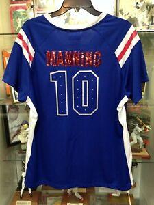Eli Manning Womens 2XL Reebok Jersey NEW w/tags