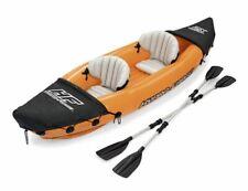 Bestway Kayak Hydroforce X2 321x88 Avec Pagaie Air-Boat Badeboot 2 Personnes