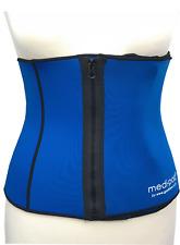 Waist Support Slimming Belt Adjustable Tummy Cincher Trainer Corset Trimmer UK