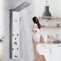 Duschpaneel Regendusche Duschset Massage Duscharmatur Duschsystem Handbrause
