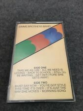 Simms Brothers Band Cassette 1979 NEW SEALED RARE