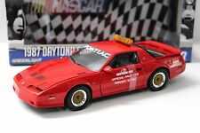 1:18 Greenlight Pontiac GTA 1987 Daytona 500 Pace Car NEW bei PREMIUM-MODELCARS