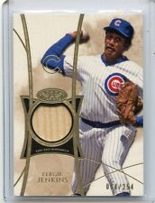 2014 TOPPS TIER ONE #TOR-FJ FERGIE JENKINS BAT CARD #84/254 CHICAGO CUBS, 120516