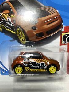 HOT WHEELS 2018 FIAT 500 HW Daredevils Super Treasure Hunt SEALED UNOPENED HTF