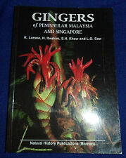 Gingers of Peninsular Malaysia and Singapore | B/New PB, 1999