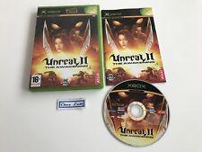Unreal II 2 The Awakening - Microsoft Xbox - PAL FR - Avec Notice